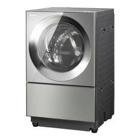 PANASONIC NA-VG2300L プレミアムステンレス Cuble [ななめ型ドラム式洗濯乾燥機 (10.0kg) 左開き] 【代引き・後払い決済不可】【離島配送不可】