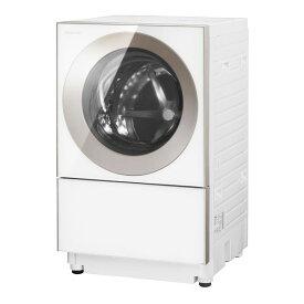 PANASONIC NA-VG1300L-P ピンクゴールド Cuble [ななめ型ドラム式洗濯乾燥機 (10.0kg) 左開き] 【代引き・後払い決済不可】【離島配送不可】