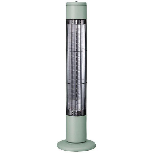 【送料無料】スリーアップ CB-T1831GN レトログリーン NOPPO [カーボンヒーター(強1000W/弱500W)]