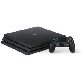 【送料無料】SIE CUH-7200BB01 ジェット・ブラック [PlayStation4 Pro(HDD 1TB)](メーカーキャンペーン対象外)