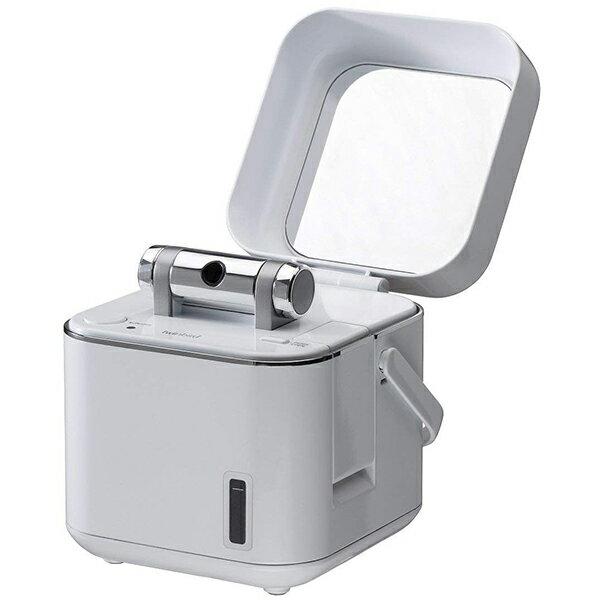【送料無料】ツインバード SH-2786W ホワイト [フェイススチーマー] 美容家電 スチーマー スチーム イオン 美顔器 フェイスケア