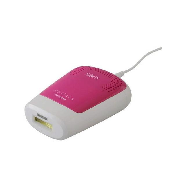 【送料無料】アイリスオーヤマ EP-0337-P ピンク エピレタ モーション [ホームパルスライト式 光美容器 エピレタモーション]
