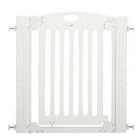 【送料無料】KATOJI 階段上で使えるゲート ホワイト [ベビーゲート]