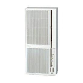 【送料無料】窓型エアコン コロナ CWH-A1819-WS シェルホワイト [窓用エアコン(主に4.5畳用・冷暖房兼用タイプ)] ウィンドエアコン