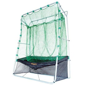 【送料無料】バッティングゲージ 野球 Promark HTN-85 バッティングトレーナー・ネット連続 HT-89対応 防球ネット 軟式球対応 練習器具 野球用品
