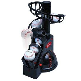 ボールマシン 野球 FALCON FTS-100 バッティングマシン・前からトスマシン 発射角度3段階調整 電池式 野球用品 練習器具