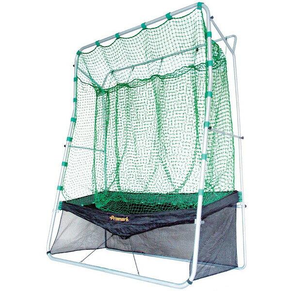 【送料無料】バッティングゲージ 野球 Promark HTN-85 バッティングトレーナー・ネット連続 HT-89対応 防球ネット ソフトボール球対応 練習器具 野球用品