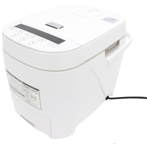 【送料無料】炊飯器 5合 糖質カット ヒロコーポレーション HTC-001WH ホワイト 糖質カット炊飯器(5合炊き) ダイエット