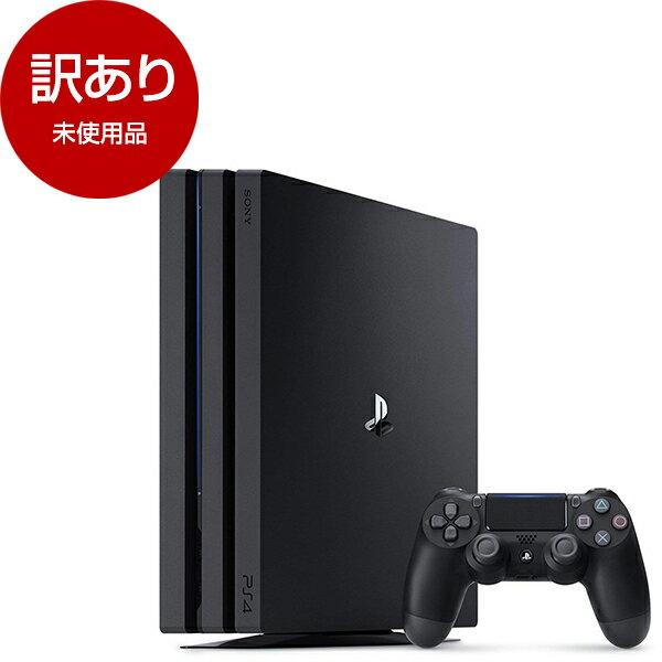 【送料無料】【未使用品】SIE CUH-7200CB01 ジェット・ブラック [PlayStation4 Pro(HDD 2TB)]【アウトレット】