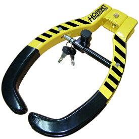 【送料無料】ホーネット HORNET BeeSensor タイヤロック LT-50Y ディンプルキータイプ 盗難防止 車両盗難防止 カーセキュリティー