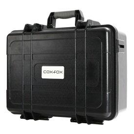 coxfox GTC-23 ブラック [ショックレストランク]