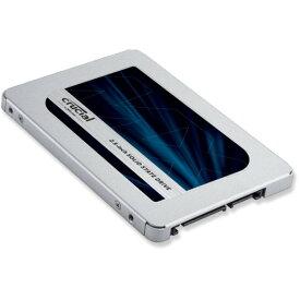 Crucial CT500MX500SSD1JP MX500シリーズ [2.5インチSSD(500GB・SATA3.0)]