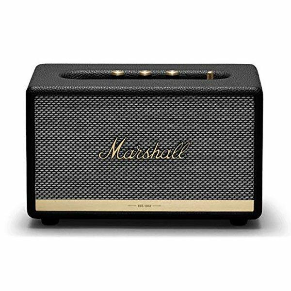 【送料無料】Marshall ZMS-1001900 Black Acton II Bluetooth [Bluetooth スピーカー]