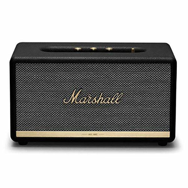 【送料無料】Marshall ZMS-1001902 Black Stanmore II Bluetooth [Bluetooth スピーカー]