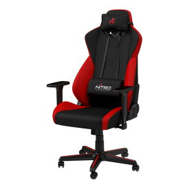 noblechairs NC-S300-BR レッド Nitro Concepts [ゲーミングチェア] メーカー直送