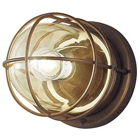 PANASONIC LGW85034A ダークブラウンメタリック [LEDポーチライト・門柱灯(電球色)]