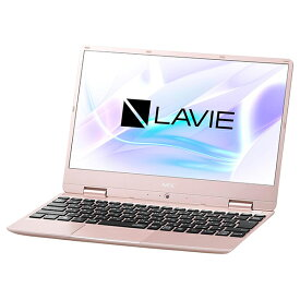 NEC PC-NM550MAG メタリックピンク LAVIE Note Mobile [ノートパソコン 12.5型ワイド液晶 SSD256GB]