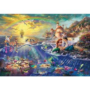 テンヨー 1000ピース ジグソーパズル ディズニー リトル・マーメイド THE LITTLE MERMAID(51x73.5cm)