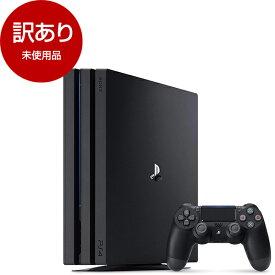 【送料無料】【未使用品】SIE CUH-7200BB01(メーカー保証6カ月以上) ジェット・ブラック [PlayStation4 Pro(HDD1TB)]【アウトレット】