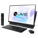 NEC PC-DA770MAB ファインブラック LAVIE Desk All-in-one [デスクトップパソコン 23.8型ワイド液晶 HDD3TB + 1...