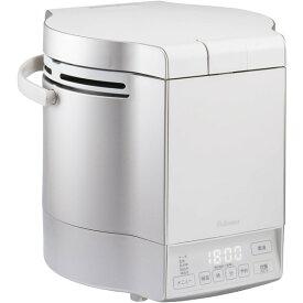 パロマ PR-M09TVLP プレミアムシルバー×アイボリー 炊きわざ [ガス炊飯器(プロパンガス用・5合炊き) ]