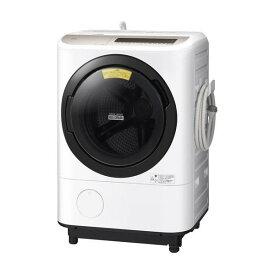 日立 BD-NV120EL(W) ホワイト [ななめ型ドラム式洗濯乾燥機 (洗濯12.0kg/乾燥6.0kg) 左開き]【代引き不可】