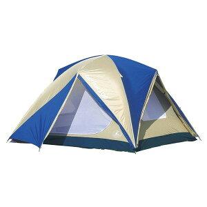 CAPTAIN STAG M-3118 オルディナ スクリーンドームテント 6人用(キャリーバッグ付) グランピングテント グランピング