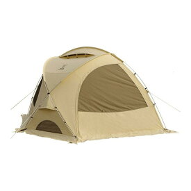 DOD T8-524-BG ベージュ ファイヤーベース [ドーム型テント] メーカー直送 アウトドア キャンプ レジャー BBQ バーベキュー