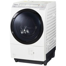 PANASONIC NA-VX800AL クリスタルホワイト [ドラム式洗濯乾燥機(洗濯11.0kg/乾燥6.0kg)左開き]【代引き不可】