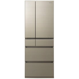 PANASONIC NR-F605HPX-N アルベロゴールド [冷蔵庫 (600L・フレンチドア)]【代引き不可】