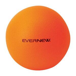 EVERNEW ETA052-オレンジ [ソフトフォームボール16]