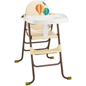 KATOJI 2WAYチェア腰ベルト付 バルーン ベビーチェア テーブルチェア お食事 赤ちゃん用椅子 いす イス テーブル付き 赤ちゃん ベビー用品 カトージ