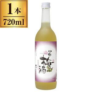 中野梅酒 720ml