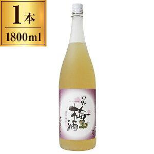 中野梅酒 1800ml