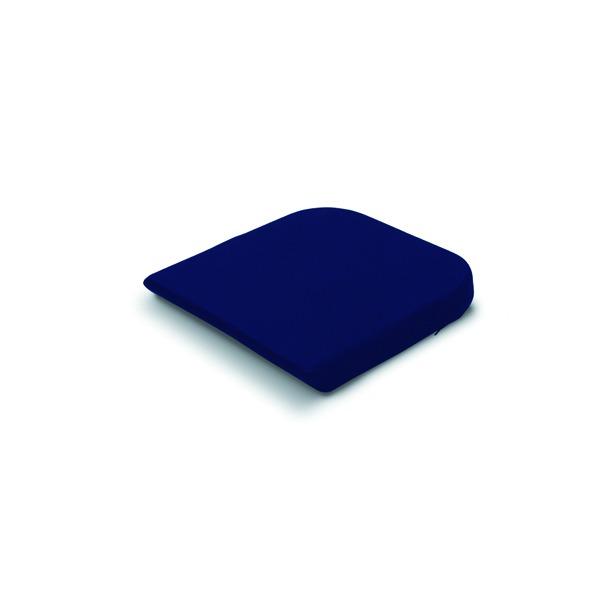 【送料無料】Tempur シートクッション-S ダークブルー [テンピュール 快眠枕 オフィス用 枕 枕 まくら クッション]