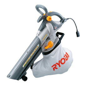 RYOBI RESV-1010送風粉砕吸引が1台で可 清掃 庭 落ち葉 枯れ葉 学校 一軒家 ゴミの減量 掃除