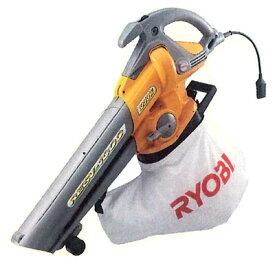 RYOBI RESV-1000送風粉砕吸引が1台で可 車輪で作業が楽 清掃 落ち葉 砂ぼこり 水飛ばし ゴミの減量 掃除