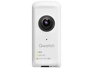 【セール中】I-O DATA ネットワークカメラ qwatch スマホ ペット 子供 見守り 高画質/録画/土日も電話サポート/返金保証 TS-WRFE