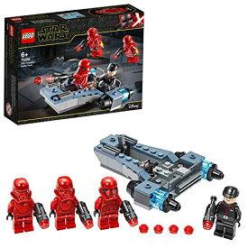 【セール中】レゴ(LEGO) スター・ウォーズ シス・トルーパー(TM) バトルパック 75266