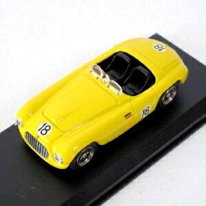 【中古】ART MODEL FerrariStory 1/43 イタリア製 ART012 フェラーリ(Ferrari) 166 MM 12 ORE DI PARIGI ROOSDORP-PILETTE
