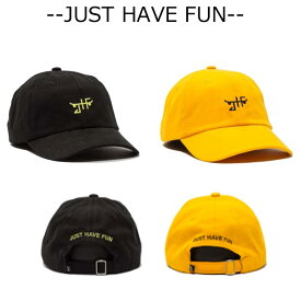 bbe80c534c5 JHF JUST HAVE FUN キャップ ハット CLASSIC SKATE DAD HAT ジャストハブファン スケートボード キャップ