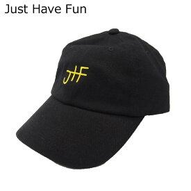 JHF JUST HAVE FUN キャップ ハット BACK 2 BASICS DAT HAT ジャストハブファン スケートボード キャップ ブランド