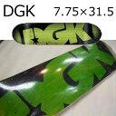 [正規品] DGK デッキ PRICE POINT ディージーケー スケートボード DIRTY GHETTO KIDS スケートボードデッキ / スケボー SKATEBOARD DEC…