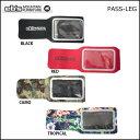 eb's エビス PASS-LEG スノーボード パスケース PASS CASE ebs リフト券入れ チケットホルダー スノボー 小物 ※メール便可