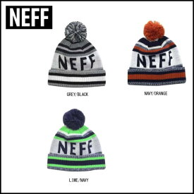 16-17 NEFF ビーニー ニット帽 スノーボード小物 CHAMPION BEANIE ネフ
