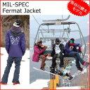 MIL-SPEC HEAVY COACH FERMAT JACKET ミルスペック ヘビーコーチジャケット フェザー MOSSライダー 長谷川健太モデル スノーボード ウ…