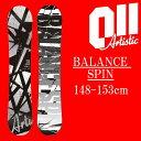 18-19 011artistic BALANCE SPIN スノーボード ゼロワンワンアーティスティック バランススピン メンズサイズ 板 グラトリ 板