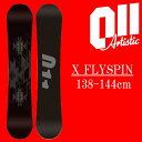 18-19 011artistic XFLY SPIN スノーボード ゼロワンワンアーティスティック エックスフライスピン レディースサイズ 板 グラトリ 予約…