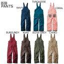 18-19 GREEN CLOTHING グリーンクロージング BIB PANTS ビブパンツ スノーボードウェア SNOWBOARD WEAR 予約商品
