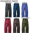18-19 GREEN CLOTHING グリーンクロージング MOVEMENT PANTS ムーブメントパンツ スノーボードウェア SNOWBOARD WEAR 予約商品